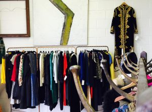 Vintage Store Nomad Yard Collectiv is Opening a New Retail Space Within 14th Street's Mulebone