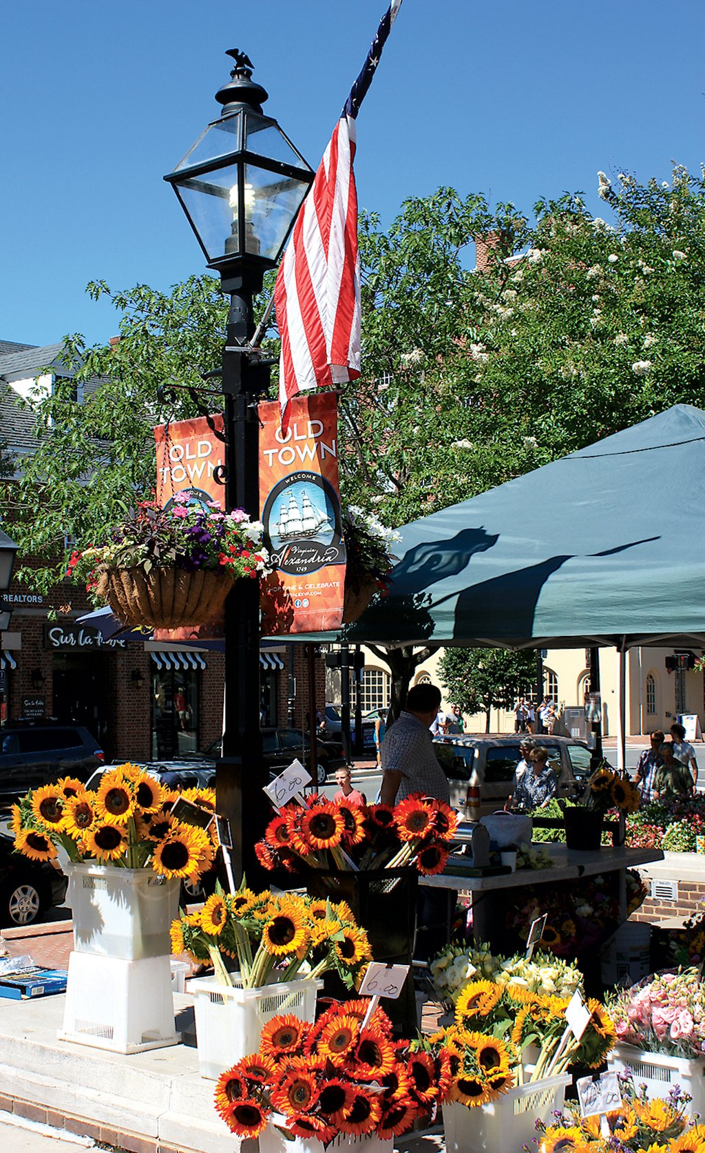 Restaurants Shops And Things To Do Around Old Town Alexandria