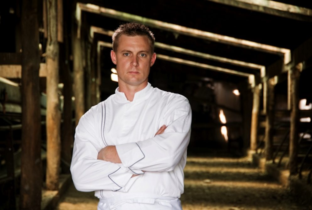 Celebrity Chef Bryan Voltaggio Has Closed Range, His First DC Restaurant