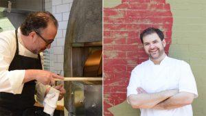 Chefs Michael Schlow and Michael Friedman Talk Pizza