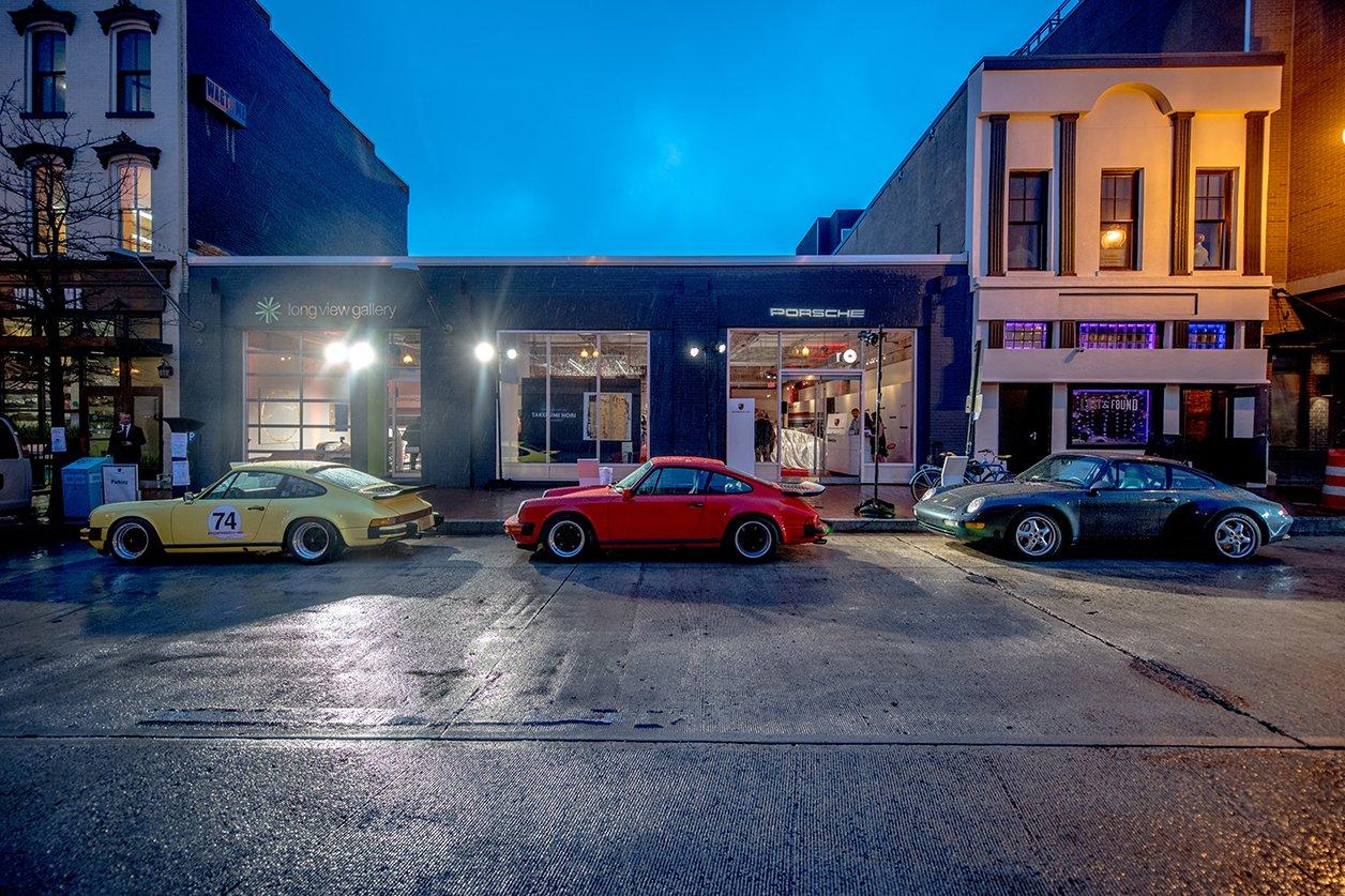 Photos From Porsche's 911 Launch Event