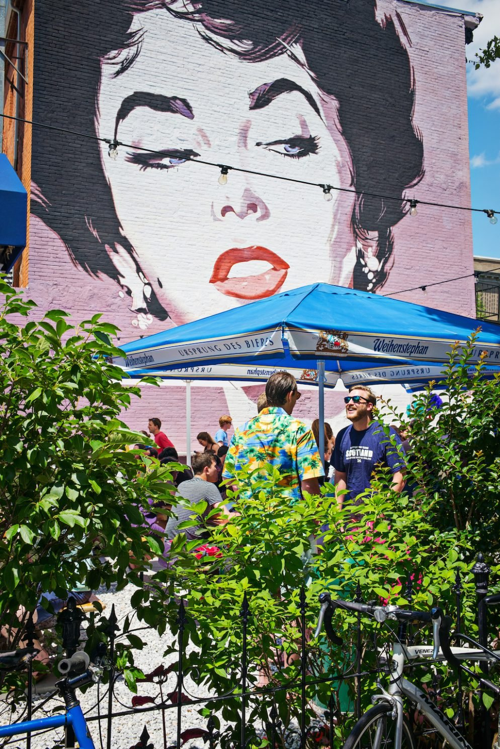 Dacha Beer Garden Is Coming to 14th Street