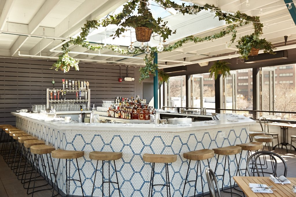Take The First Look Inside Takoda Restaurant And Rooftop