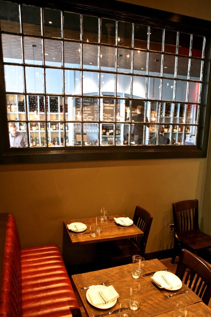 Look for a sister crudo bar to open in April.