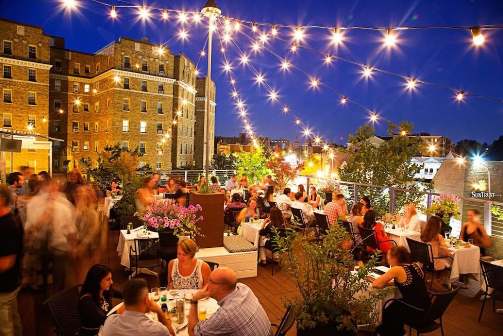5 Great Rooftop Bars In Adams Morgan