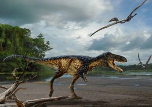 A Smithsonian Scientist Discovered a New Species of Dinosaur