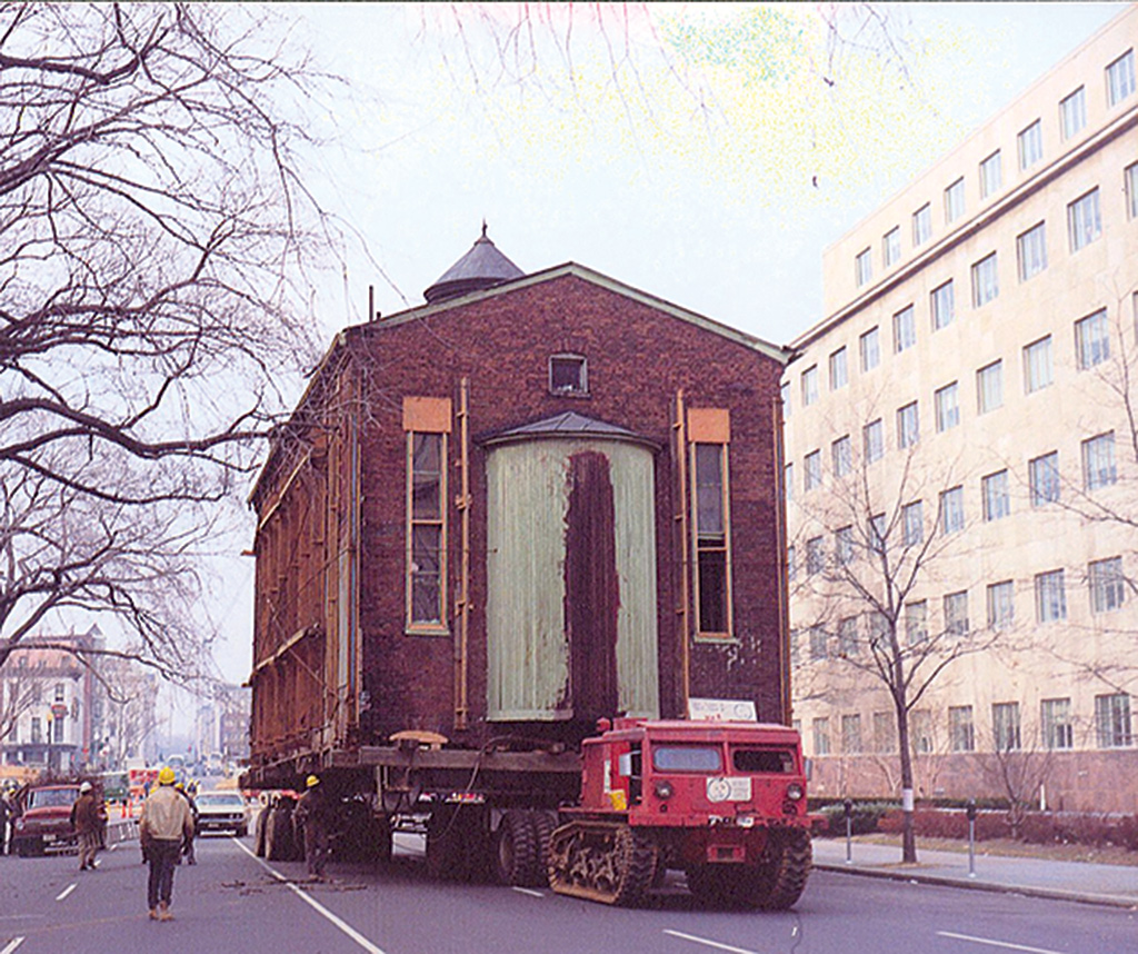 Adas Israel synagogue