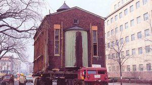 This 273-Ton Synagogue Is Being Moved for the Third Time
