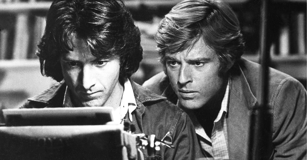 all the presidents men movie review All the president's men is truer to the craft of journalism than to the art of storytelling, and that's its problem the movie is as accurate about the processes.