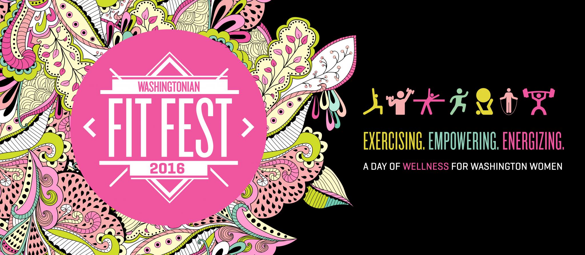 Washingtonian Fit Fest