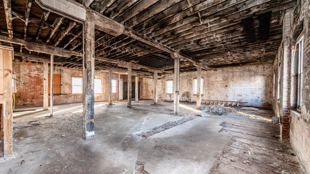 These Gutted Warehouses in Northwest DC Are Being Turned Into Contemporary Houses and Condos