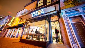 Cava Grill Is Opening in Dupont Circle This Week