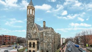 For $5.9 Million You Could Live In This Dramatic Gothic-Style Church in Capitol Hill