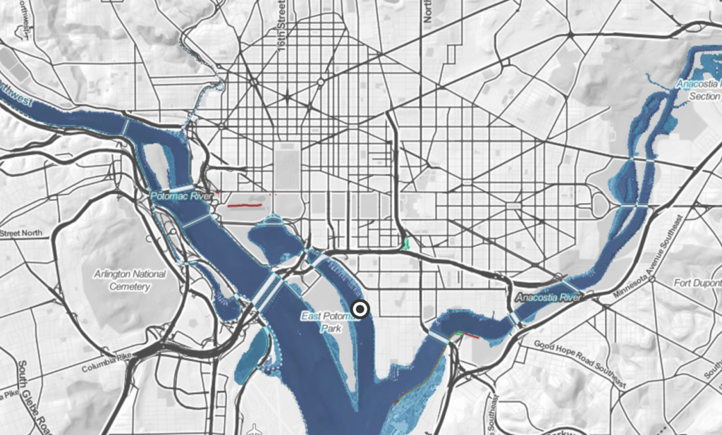These Maps Show What Washington Will Look Like When ...