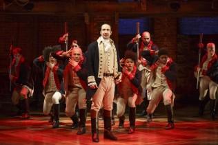 Hamilton cast; hamilton tickets