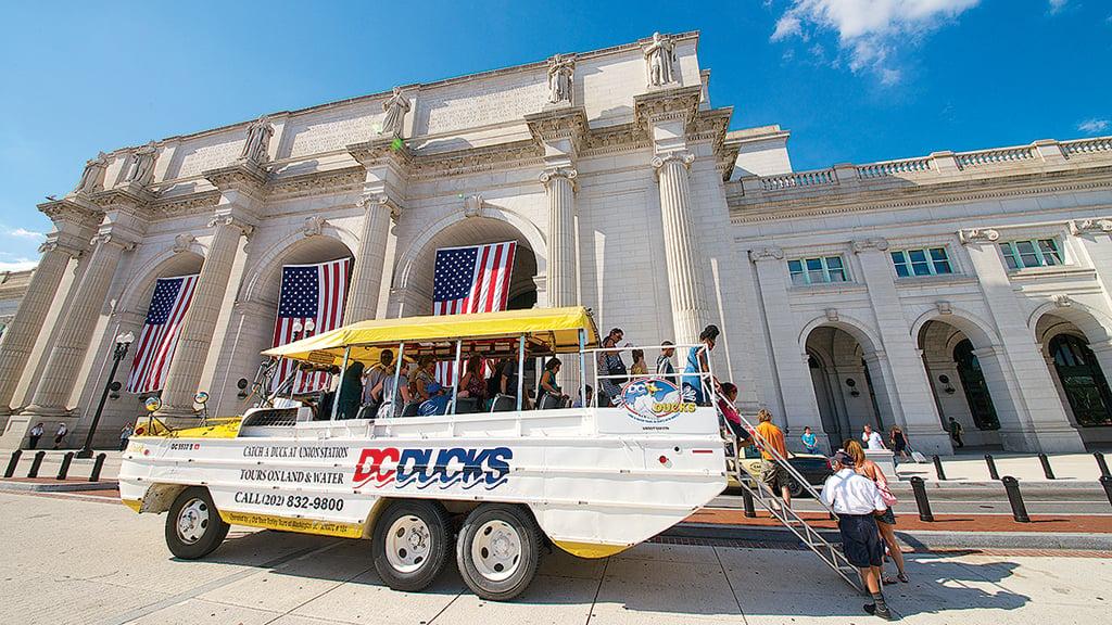 Washington Dc Tours >> The Best Ways To Tour Washington Dc Washingtonian Dc