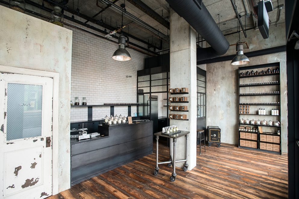 Peek Inside The New Le Labo Fragrance Store At The Shay