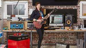 Mary Timony Is a Middle-Class Rock Star