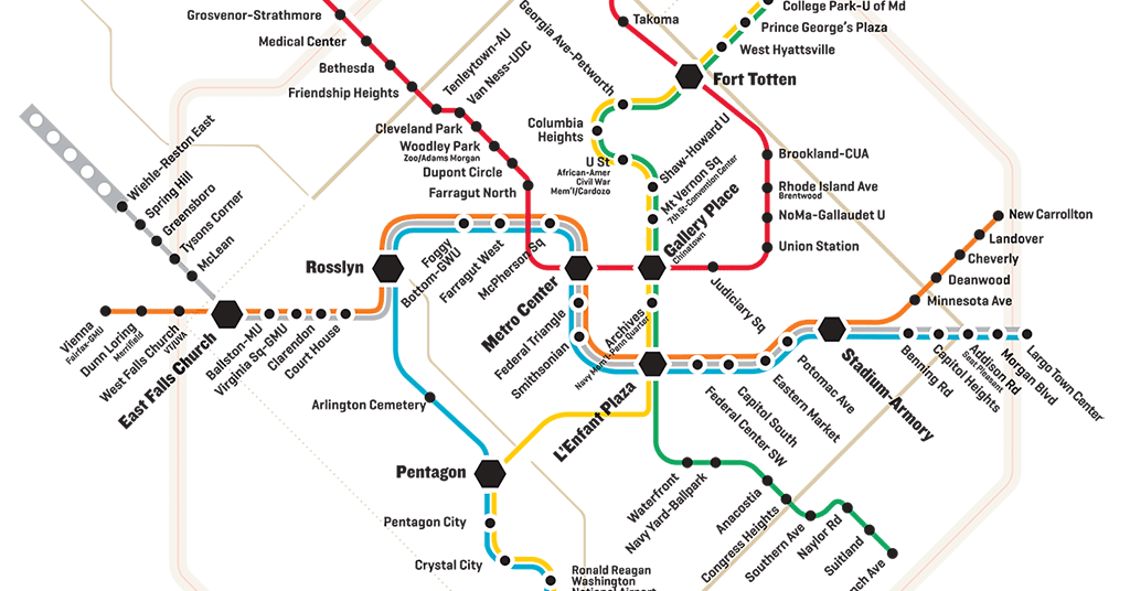 Your Public Transportation Guide to DC | Washingtonian (DC) on map of dc restaurants, map of dc subway, map of dc highways, map of dc bike paths, map of dc fire stations, map of dc schools, map of dc train, map of dc museums, map of dc bars, map of dc hospitals, map of dc buildings, map of dc airports, map of dc bridges, map of dc metro stations,