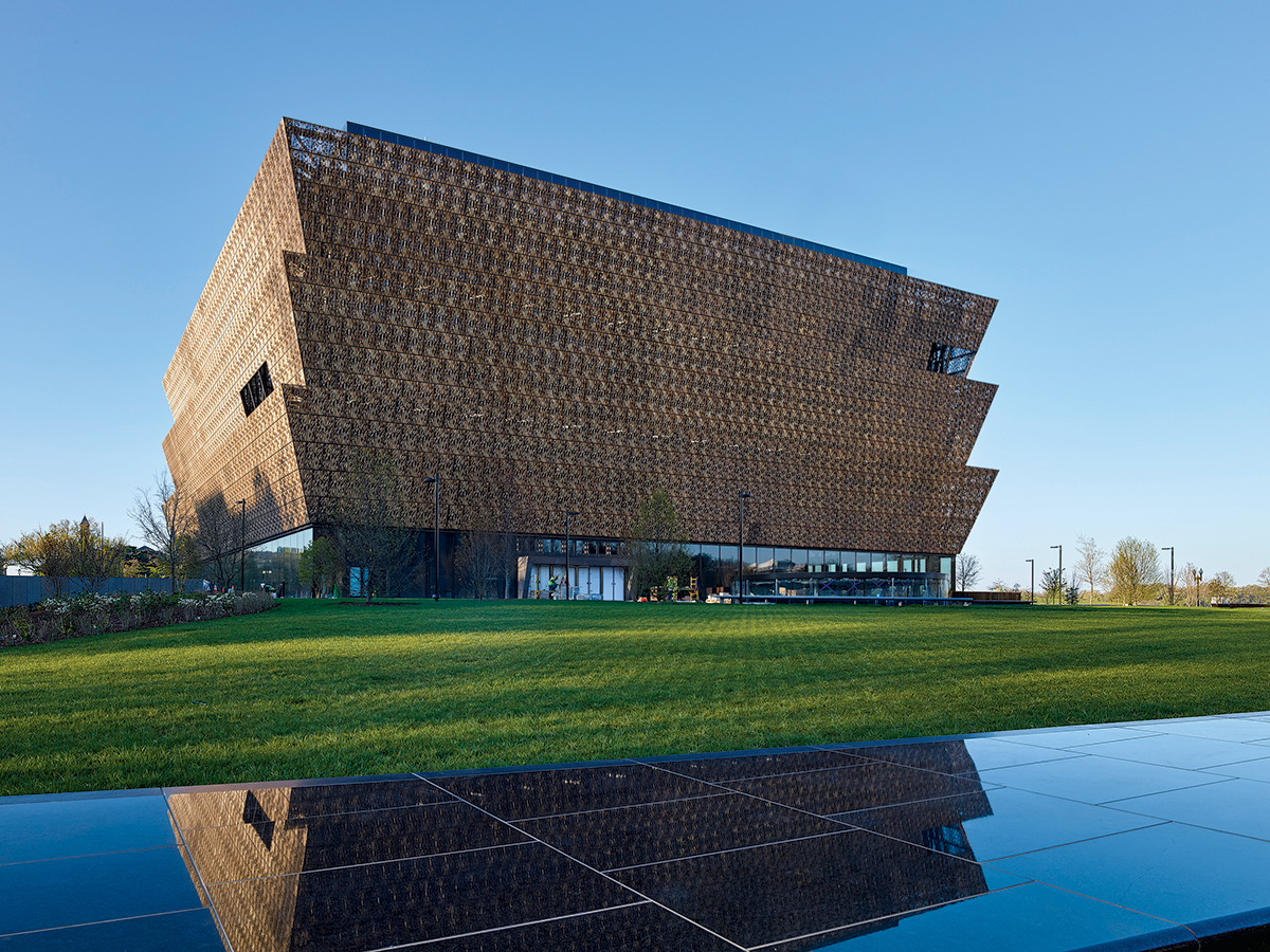 The new National Museum of African American History & Culture is a can't-miss stop on your DC bucket list. Photograph by Alan Karchmer.