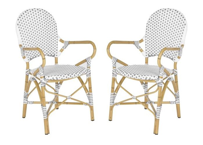 Beautiful Patiofurniture_french Bistro Chairs