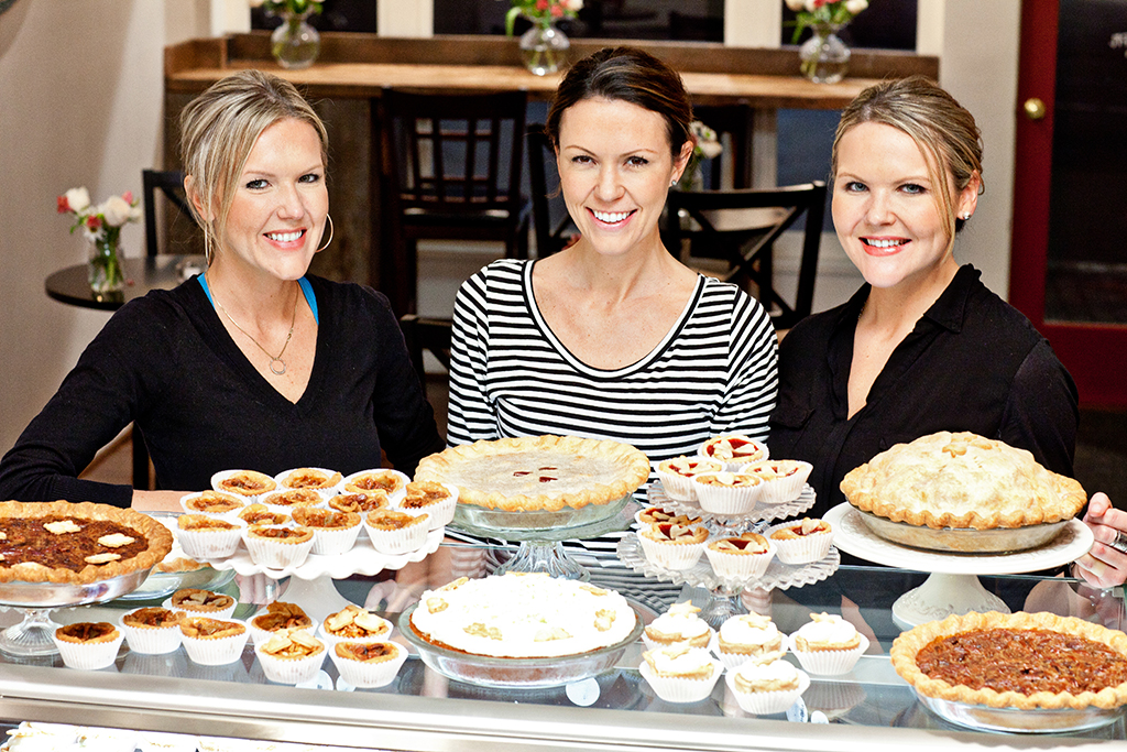 Pie Sisters in Georgetown will open on Monday (they're usually closed on Mondays) just for Pi Day. Photograph by Scott Suchman.