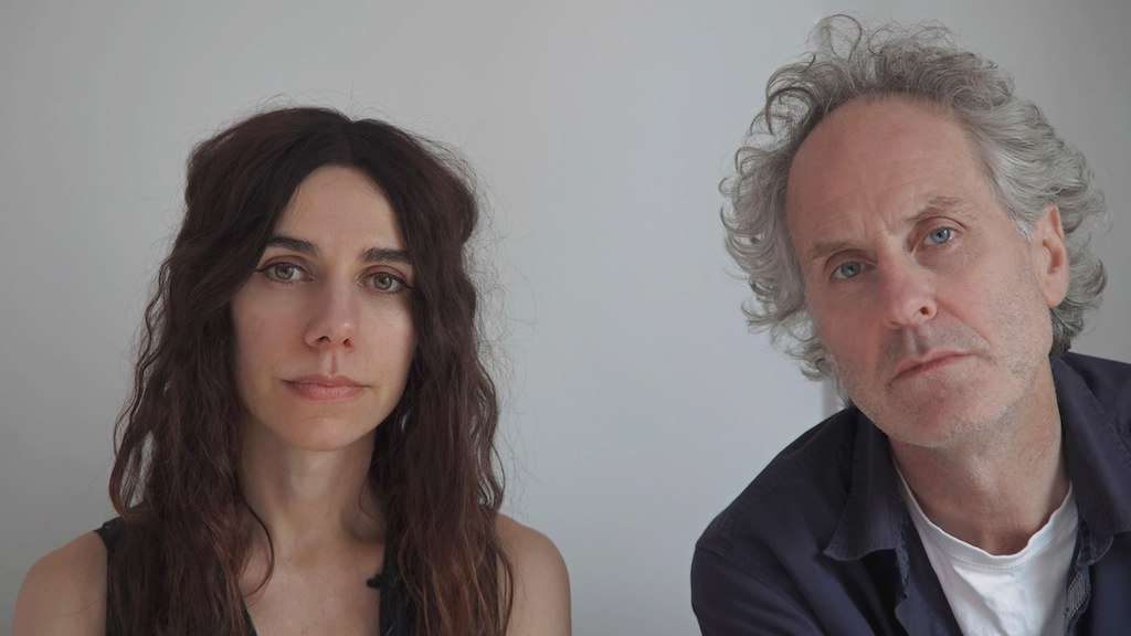 PJ Harvey and Seamus Murphy