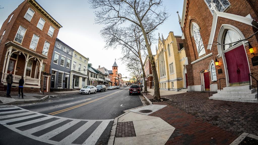 Is Washington a Real City?