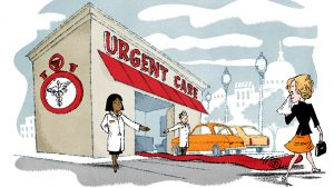 You Shouldn't Be Afraid to Use an Urgent Care