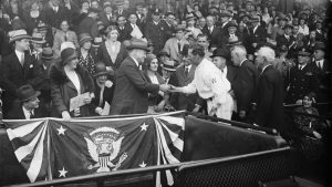 Herbert Hoover Is the Latest Bad President the Nationals Have Put the on Field