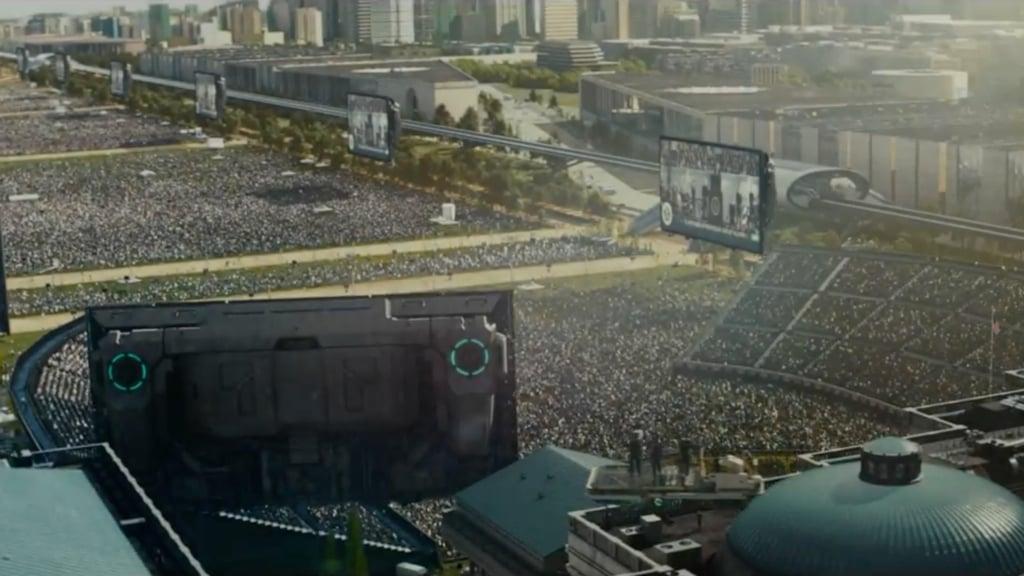 Enough room for everyone! Screenshot via 20th Century Fox.