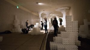 "Here's What Happened to the Plastic Balls From the Building Museum's ""Beach"""
