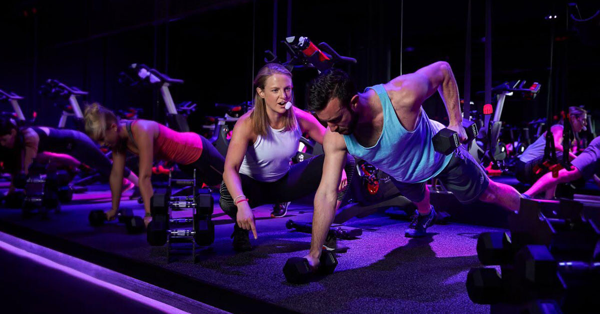 7 things you need to know before trying sweatbox u street for Gimnasio vida fitness