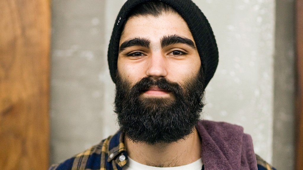 how to trim your beard tips tricks advice from Adam Calderon, barber at Barber of Hell's Bottom