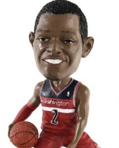 A Brief History of DC Athletes Not Looking Like Their Bobbleheads