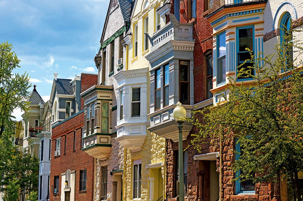 Best value neighborhoods in Washington, DC, Virginia, Maryland. DuPont Circle