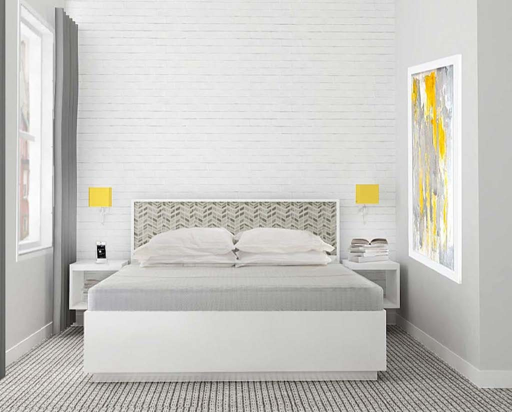 look inside dc s first micro hotel washingtonian look inside dc s first micro hotel