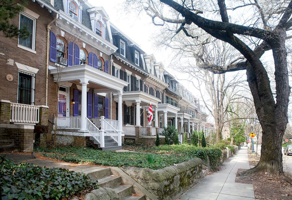 There's a Secret Stash of Homes for Sale Around DC