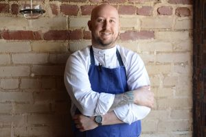 Nick Sharpe Is the New Chef at Birch & Barley and ChurchKey