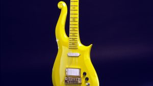 This Prince Guitar is Now on Display at the National Museum of American History