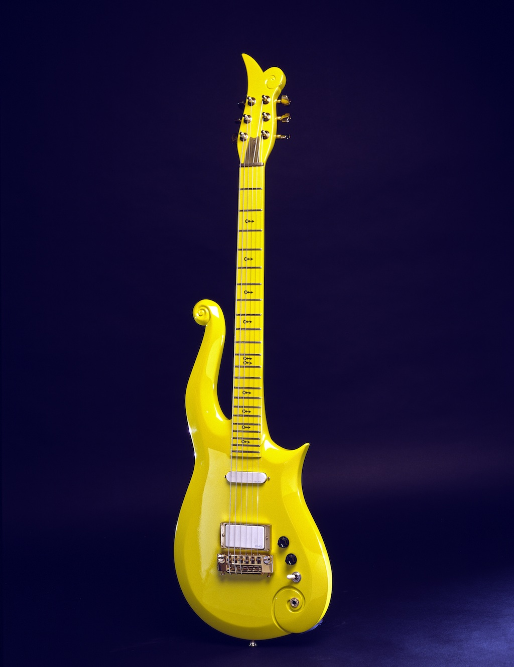 This Prince Guitar Is Now On Display At The National
