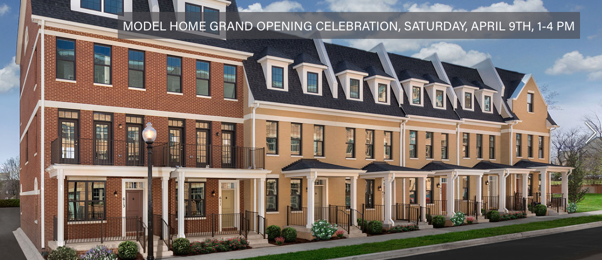 Join Washingtonian for a VIP Preview of Bozzuto's stunning new property