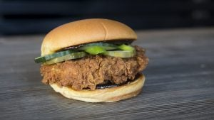 Shake Shack and Maketto Team Up for a Fried Chicken Sandwich