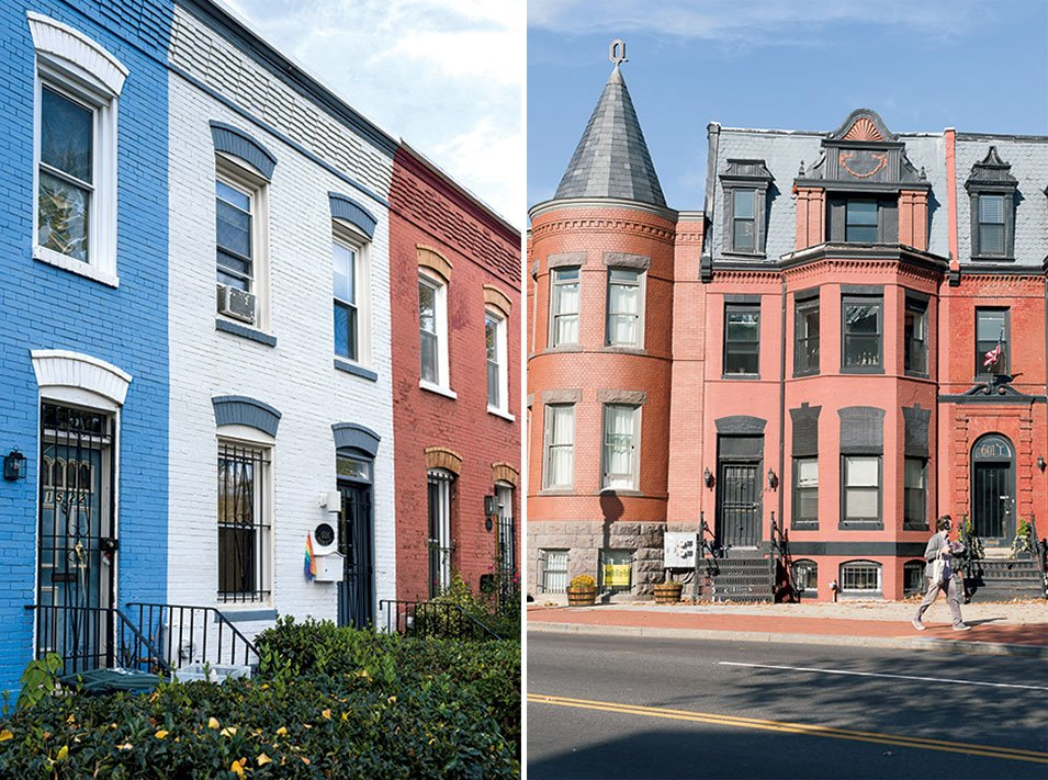 Hottest Neighborhoods in Washington, DC, Maryland, Virginia. Shaw.