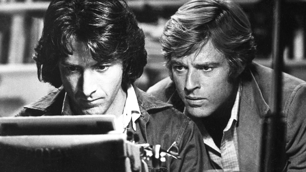 All the President's Men Oral History