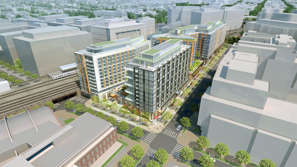 The Development Wave on NoMa's East Side