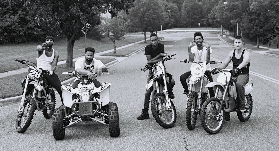 A DC Street Photographer Documented Dirt Bike and ATV Riders