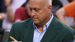 Cal Ripken Jr. Got Divorced This Morning