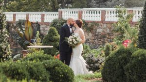 This Magical Estate Garden Wedding is Full of Southern Charm