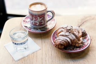 Photo of La Colombe by Andrew Propp.